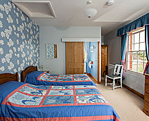 Newhouse Farm Bed & Breakfast: Bedroom 1