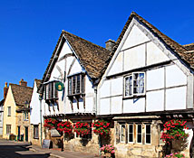 Lacock. Image © Visit Wiltshire, by kind permission.