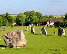 Things to do: Avebury. Image © Visit Wiltshire, by kind permission.